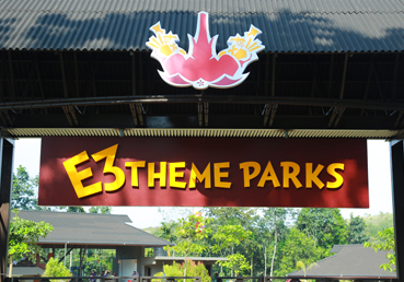 e3 park - Best theme parks in Kerala