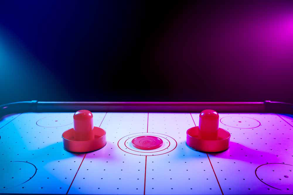Air-Hockey-copy-Top theme parks