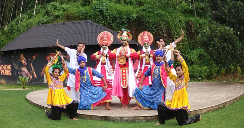 Entertainment - Best theme parks in Kerala